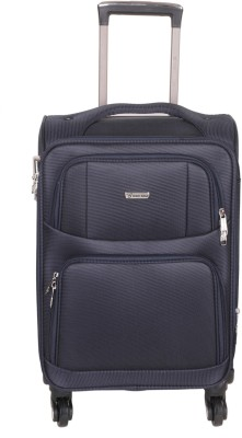 Times Bags Max 4 Wheels Expandable Cabin Luggage   20 inch