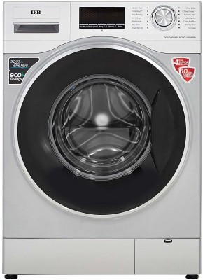 IFB 8 kg Fully Automatic Front Load Washing Machine Silver(Senator WXS)   Washing Machine  (IFB)
