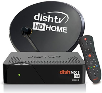 33% OFF on Videocon D2H HD Digital Set Top Box with 1 Month Gold
