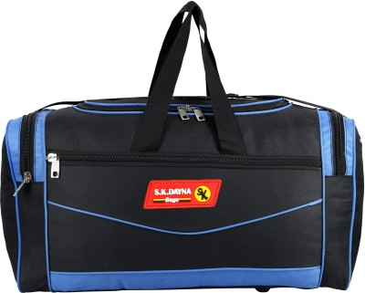 S.K.DAYNA  Expandable  Unisex Expandable Travel Duffle Bag With Adjustable Strap Duffel Without Wheels S.K.DAYNA Duffel Bags
