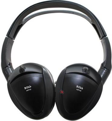 Boss Audio Audio HP12 Bluetooth Headphone(Black, Over the Ear)