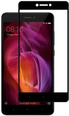 Flipkart SmartBuy Edge To Edge Tempered Glass for Mi Redmi Note 4(Pack of 1)
