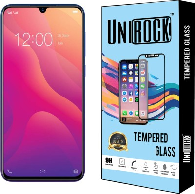 Unirock Tempered Glass Guard for Vivo V11 (Nebula Purple, 64 GB) (6 GB RAM)(Pack of 1)