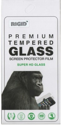 Rigid Tempered Glass Guard for Infocus M2(Pack of 1)