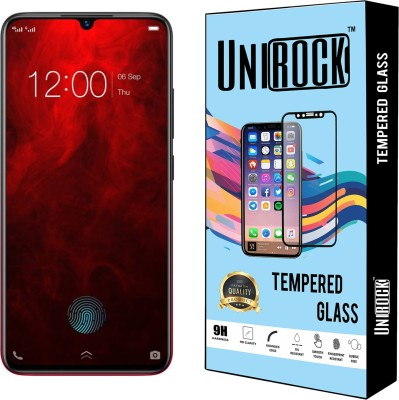 Unirock Tempered Glass Guard for Vivo V11 Pro(Pack of 2)