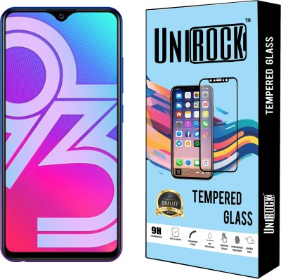 Unirock Tempered Glass Guard for Vivo Y93(Pack of 3)