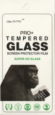 BLACK GORILLA Tempered Glass Guard for NOKIA LUMIA 820