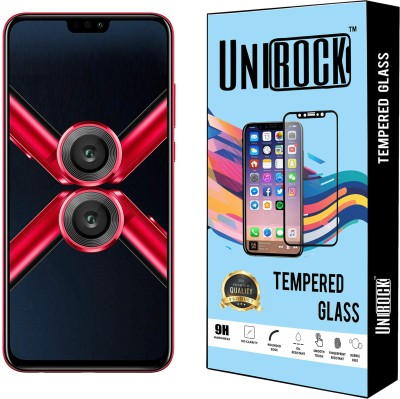 Unirock Tempered Glass Guard for Honor 8X(Pack of 1)