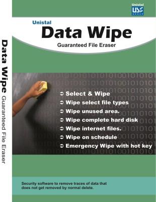 Unistal Data Wipe - File Eraser Software(1 year, 1 PC)