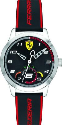 SCUDERIA FERRARI 860003 Pitlane Analog Watch   For Men SCUDERIA FERRARI Wrist Watches