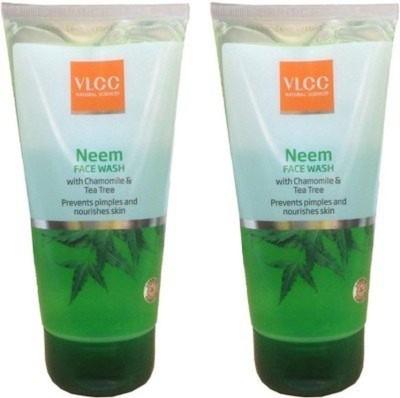 VLCC Original Neem Chamomile & Tea Tree Face Wash (300 ml) Face...