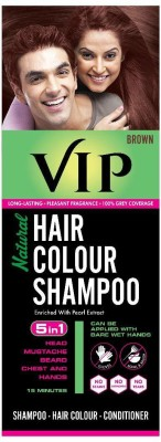 VIP 70003 Hair Color(Brown, brwom)