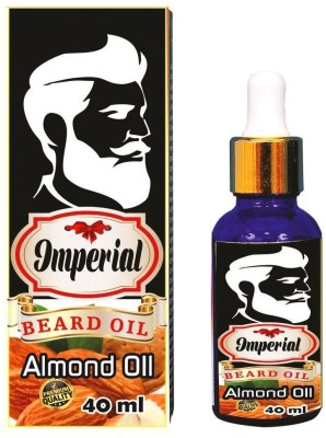 Alcamy Imperial Beard Oil (Amond) Hair Oil(40 ml) at flipkart