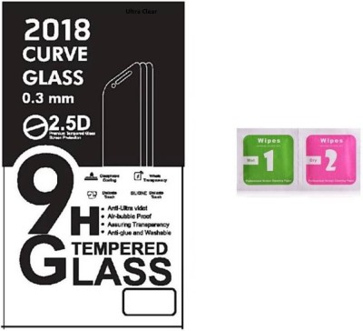 Ultra Clear Tempered Glass Guard for Nokia 7 Plus(Pack of 1)