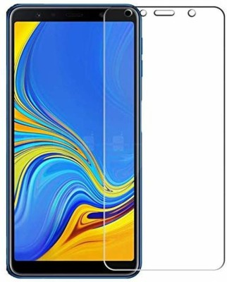 Tuchcare Tempered Glass Guard for SAMSUNG GALAXY A7, Samsung Galaxy A7(Pack of 1)