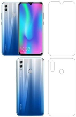 JBJ Front and Back Screen Guard for Honor 10 Lite (Sapphire Blue, 64 GB)(4 GB RAM)(Pack of 1)
