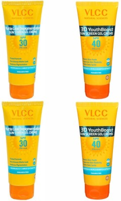 VLCC Epic Matte Look Depigmentation Sun Screen Gel Cream - SPF 30...