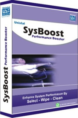 Unistal Sys Boost – System Tune-Up Software(1 year, 1 PC)