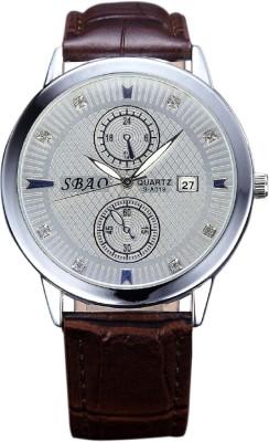 SBAO S A019 Analog Watch   For Men SBAO Wrist Watches