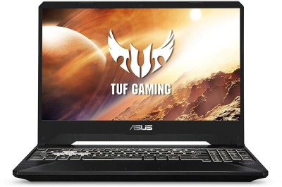Image of Asus TUF FX505DT Ryzen 5 Gaming Laptop which is one of the best laptops under 70000