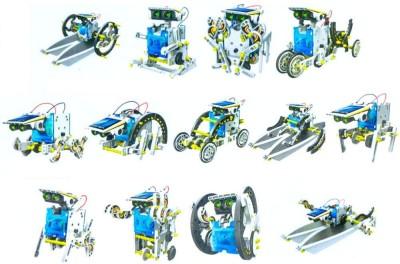 TEMSON Educational Solar Robot Kit� Alternative Energy Electronic Hobby Kit