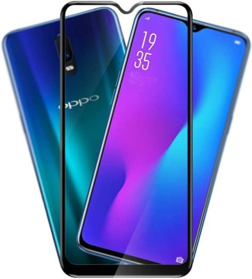 b.bright Edge To Edge Tempered Glass for OPPO R17 Pro (Pack of 1)YVS(Pack of 1)