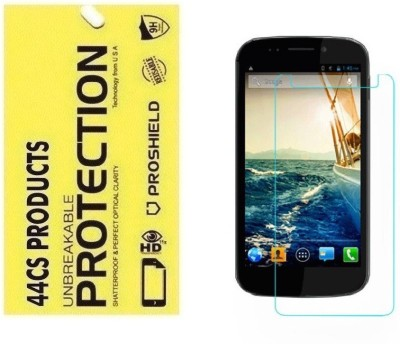 44Mob Impossible Screen Guard for Micromax Canvas 4 A210(Pack of 1)