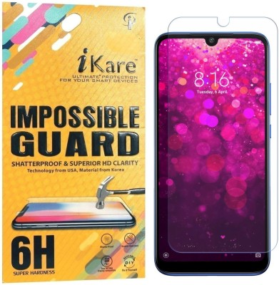 iKare Impossible Screen Guard for Mi Redmi 7, Mi Redmi Y3(Pack of 1)