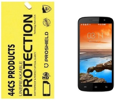 44Mob Impossible Screen Guard for Karbonn A25 Plus temper(Pack of 1)