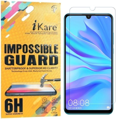 iKare Impossible Screen Guard for Huawei P30 Lite(Pack of 1)