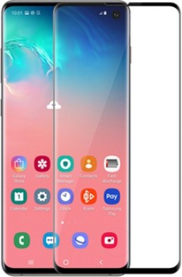 Nillkin Tempered Glass Guard for Samsung Galaxy S10(Pack of 1)