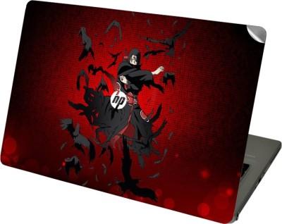 GADGETS WRAP GWSI-7280 Printed Top Only Naruto Itachi GenJutsu Vinyl Laptop Decal 14