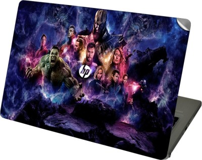 GADGETS WRAP GWSI-5428 Printed Top Only Best Avengers Endgame Avengers Vinyl Laptop Decal 14
