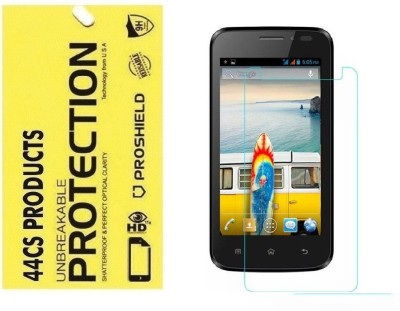 44Mob Impossible Screen Guard for Micromax Bolt A66(Pack of 1)