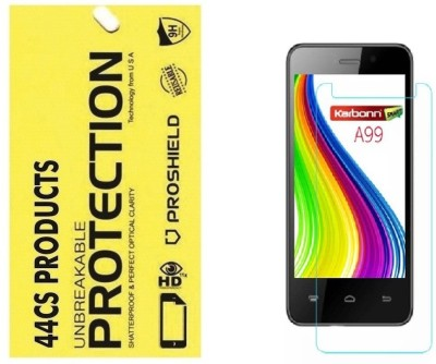 44Mob Impossible Screen Guard for Karbonn A99i(Pack of 1)