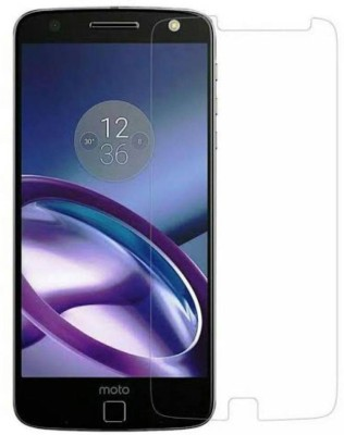 CHVTS Tempered Glass Guard for Motorola Moto Z Play Pack of 1 CHVTS Screen Guards