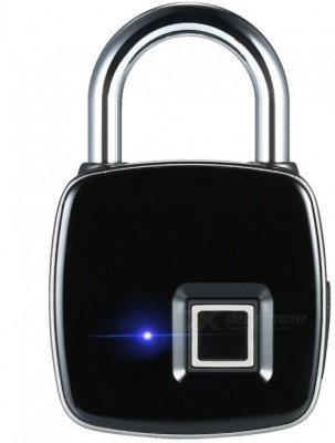 CFFTED Smart Lock With Fingerprint Lock With Android & IOS Connectivity Smart Door Lock