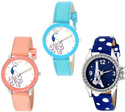 Kick Super New Designer Party~Wedding Style Girls Watch Analog Watch  - For Women