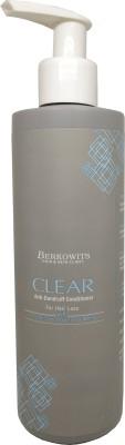 Berkowits Clear Anti Dandruff Conditioner(100 ml)