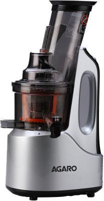 Agaro Imperial Slow Juicer 240 Juicer(Grey)