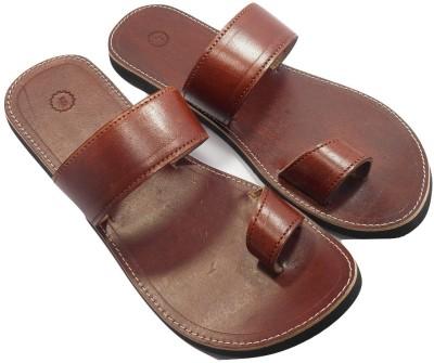 YuNeeK INDIA Men Brown Casual