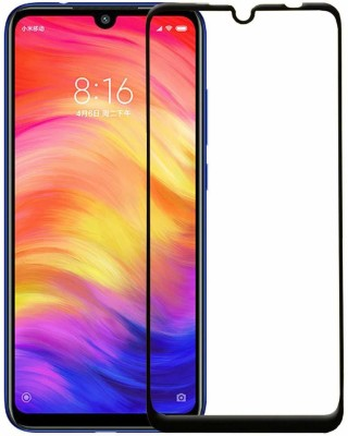 Joice Nano Glass for Redmi Note 7 Pro [All IN 1 COMBO]0.5MM Thickness Fully Covered 5D Glass+Classic 3 IN 1 Slim Back Cover+16GB MemoryCard(Pack of 1)