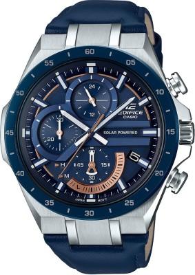 Casio EX486 Edifice ( EQS-920BL-2AVUDF ) Analog Watch - For Men