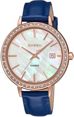 Casio SX245 Sheen Analog Watch  – For Women