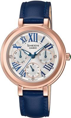 Casio SX251 Sheen Analog Watch  – For Women