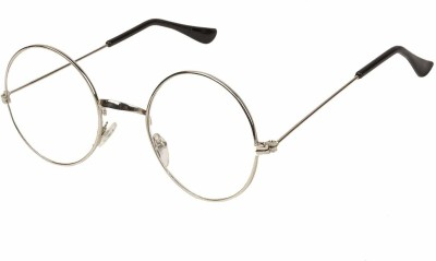 Riffko Round Sunglasses(Clear)