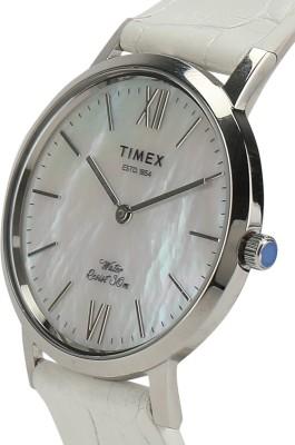 TIMEX TWEL12601 Fashion Analog Watch - For Women