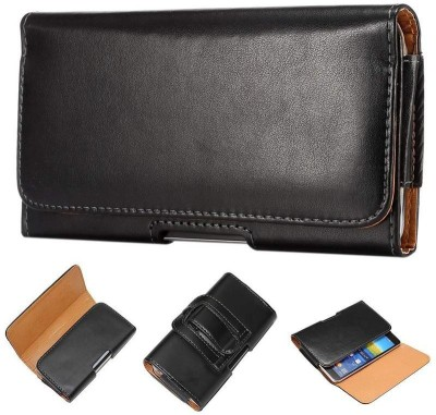 SmartLike Pouch for HTC Desire 516 dual sim(Black, Holster)