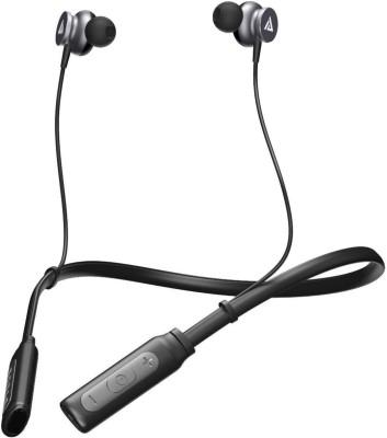 65 Off On Boult Audio Probass Curve Neckband Bluetooth Headset Black Grey True Wireless On Flipkart Paisawapas Com