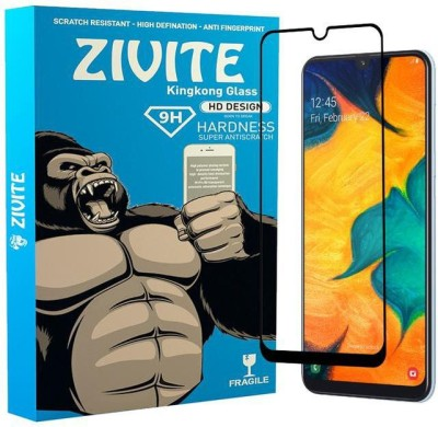 ZIVITE Edge To Edge Tempered Glass for OnePlus 7 Pro(Pack of 1)